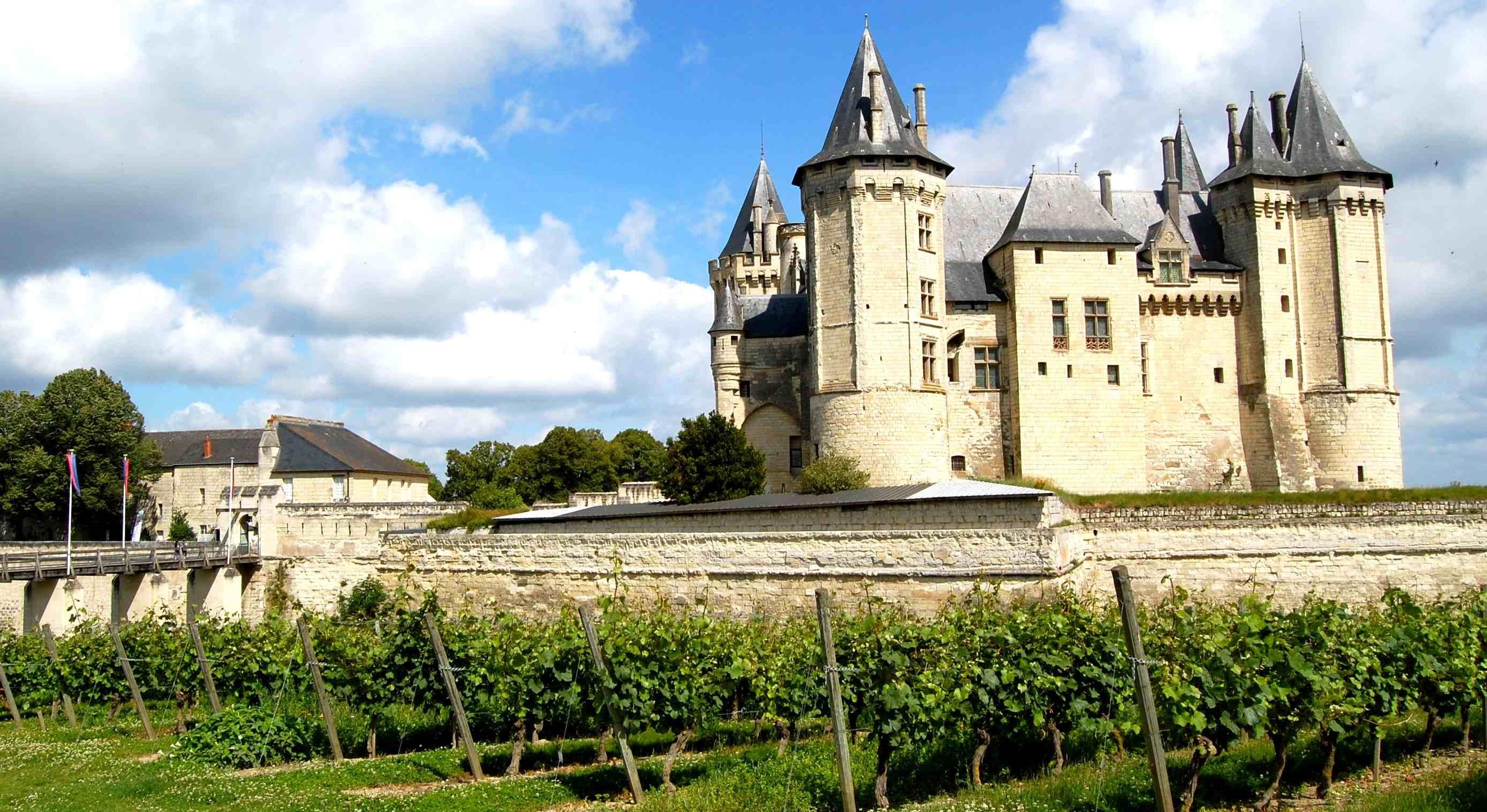 À la découverte de la Loire - Val de Loire - Le long du fleuve Loire - 2