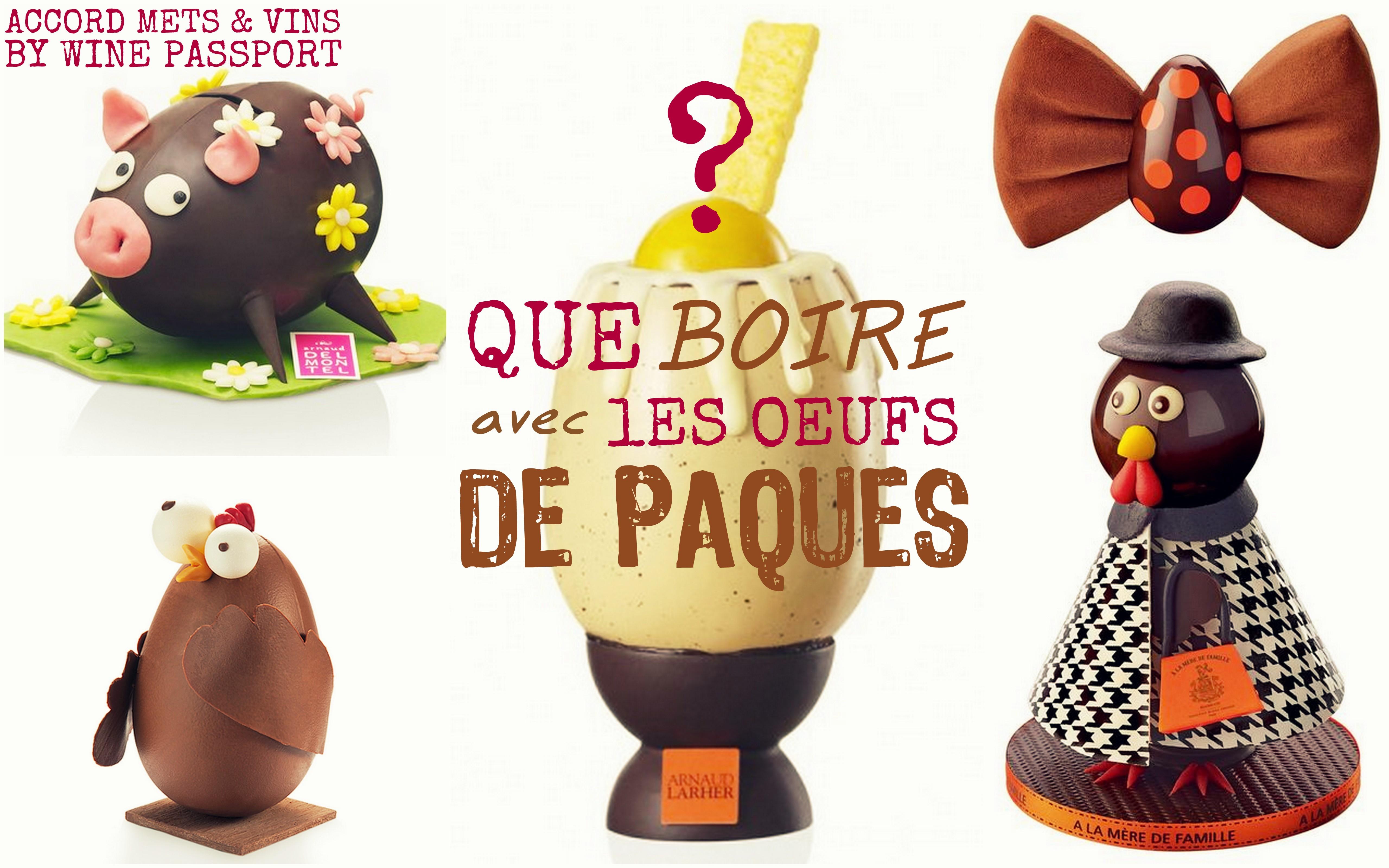 Que boire avec vos chocolats de p ques - Chocolat paques pas cher ...