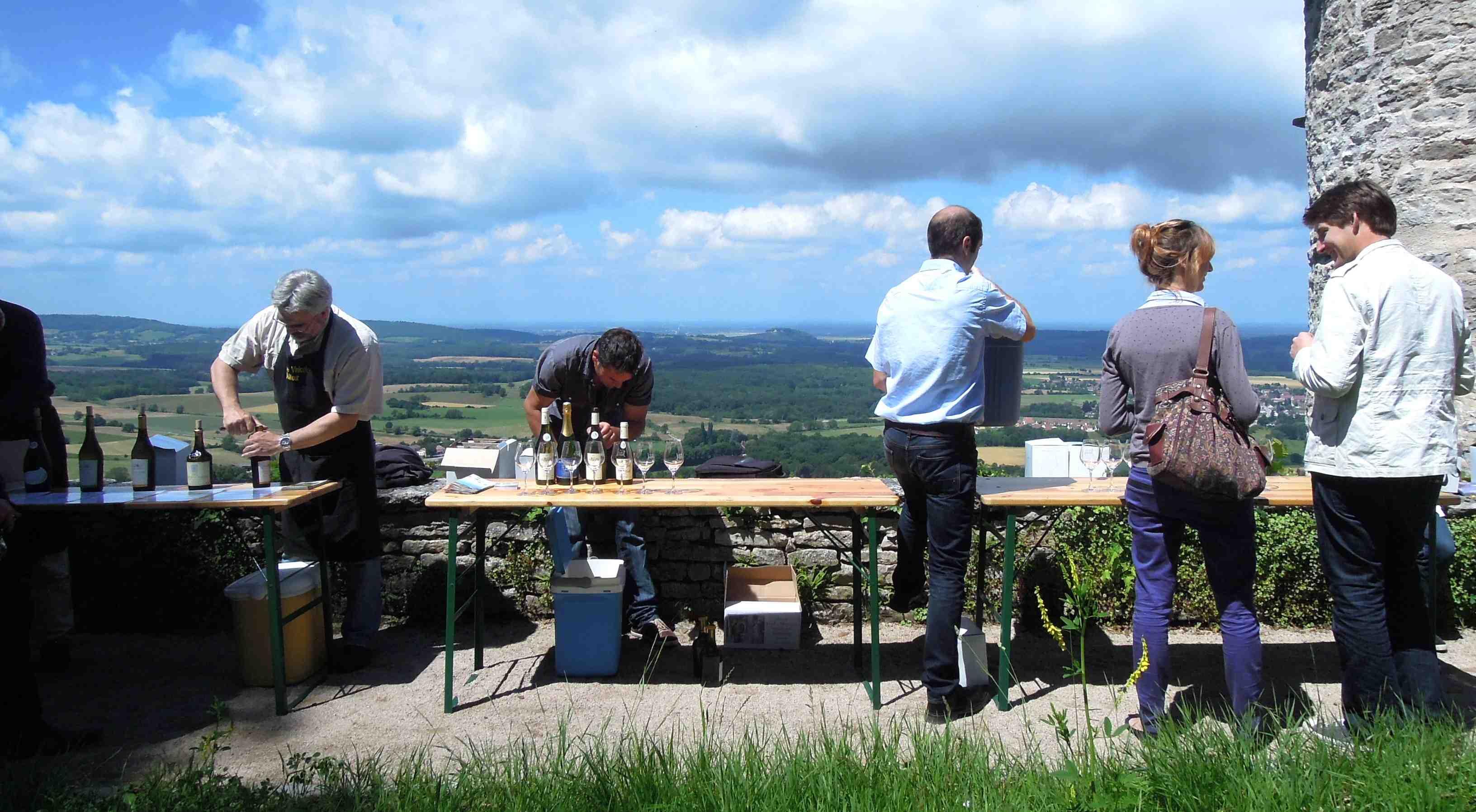 Petite Escapade oenologique dans le Jura - Jura - Vins, fromages et charcuteries… les délices du Jura - 1