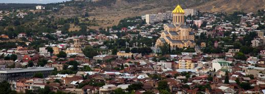 SEJOUR OENOLOGIQUE ET CULTUREL EN GÉORGIE - Géorgie - La riche histoire de Tbilissi - 1
